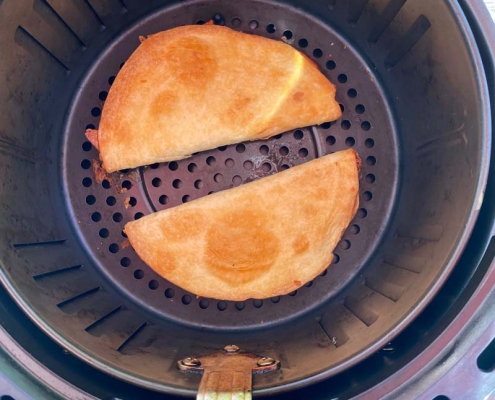 Air Fryer Cheese Quesadillas Recipe