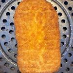 Air Fryer Frozen Chicken Cordon Blue