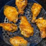 Air Fryer Buffalo Chicken Wings Recipe