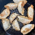 Air Fryer Frozen Potstickers